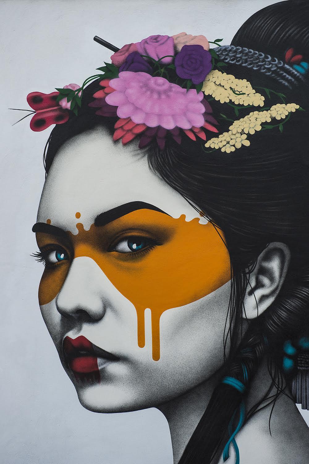 """Shinka"" by Fin DAC in Adelaide, Australia - the vandallist (3)"