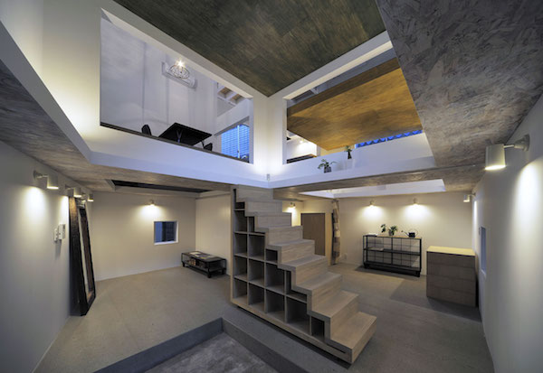 4-ninja-house
