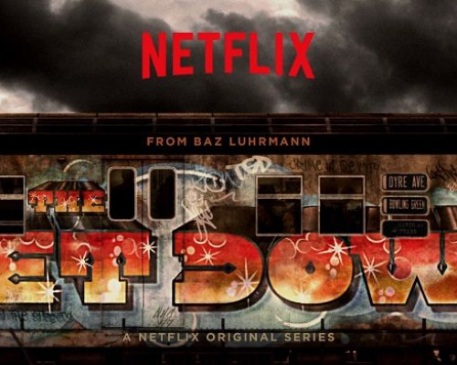 """THE GET DOWN"" TRAILER"