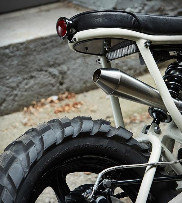 Powder Monkees Yamaha SR500 - The VandalList