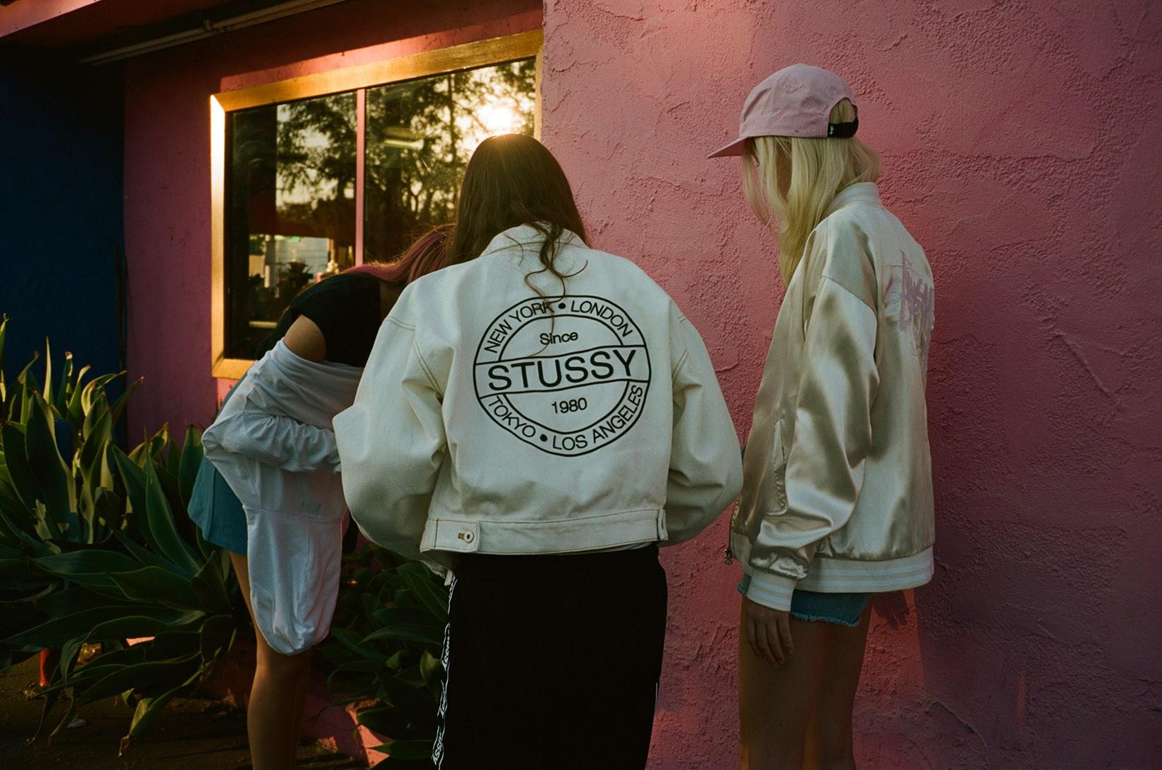 Stussy Women Japan 2016 Spring  Summer Lookbook