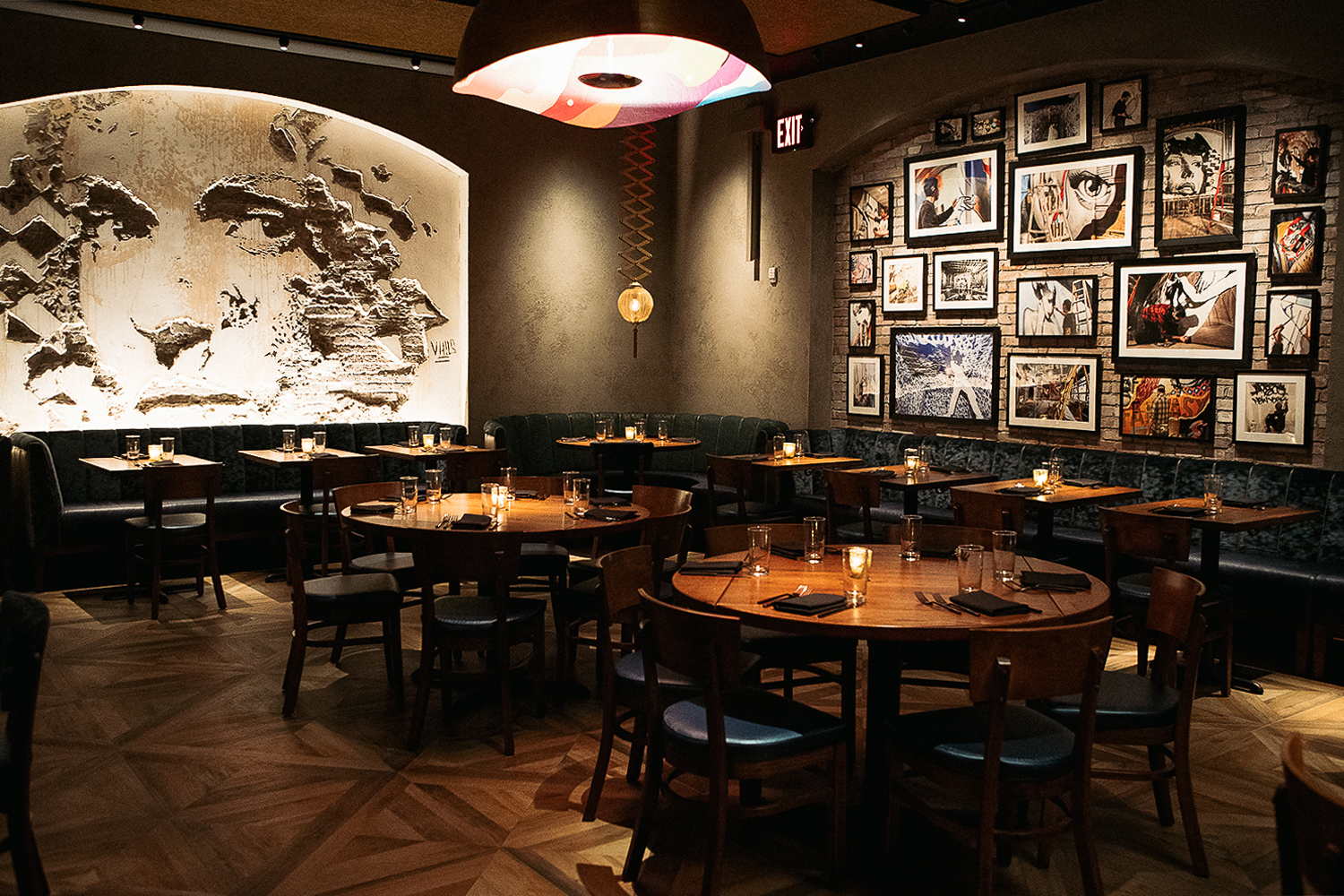 Vandal Restaurant By Tao Group New York