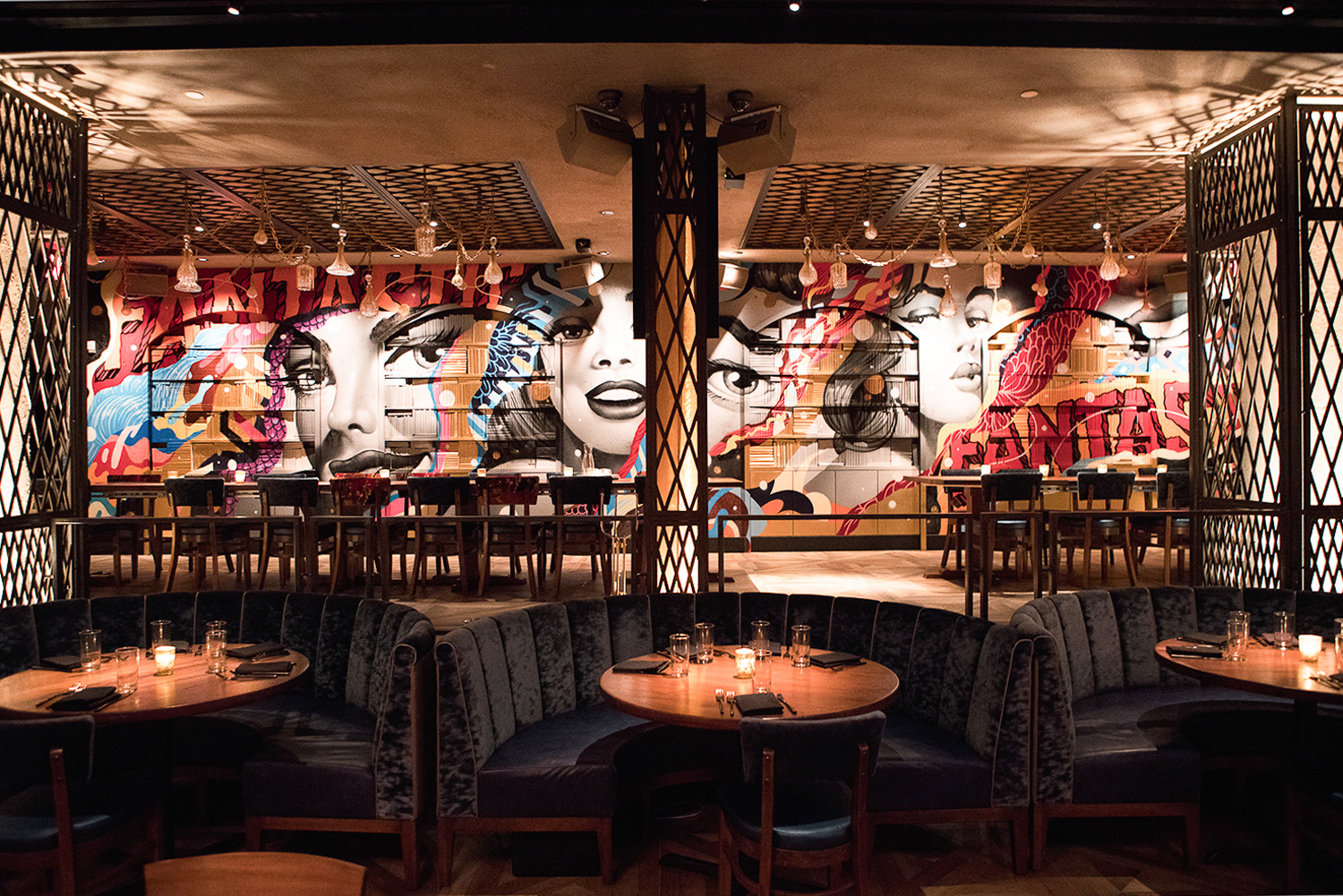 Vandal restaurant by tao group new york the vandallist