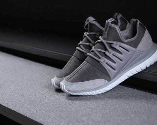 "adidas Originals Tubular Radial ""Fleece"""