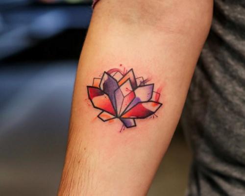 Georgia Grey, tattoo artist