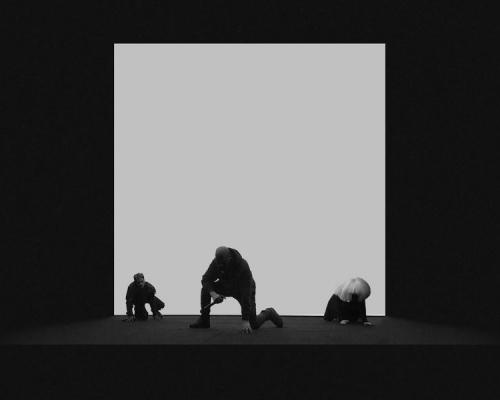 "Kanye West, Vic Mensa, Frank Ocean & Sia ""Wolves""   Alternate Version"