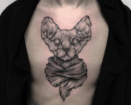 Blackwork Tattoo | The VandalList