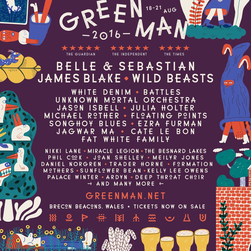 green man festival - the vandallist