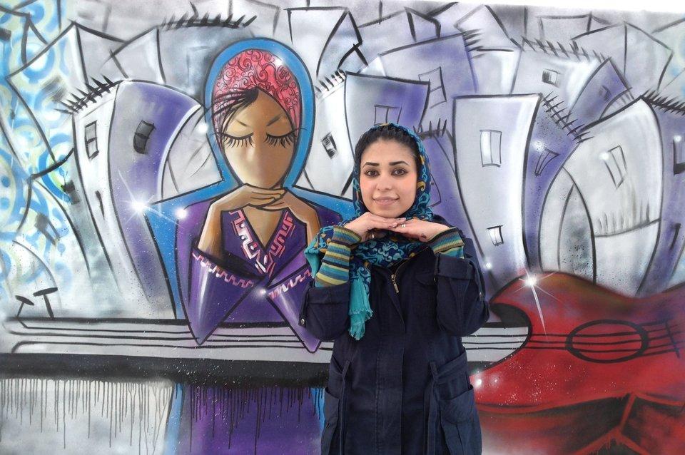 Afghanistan's First Female Street Artist - THE VANDALLIST (12)