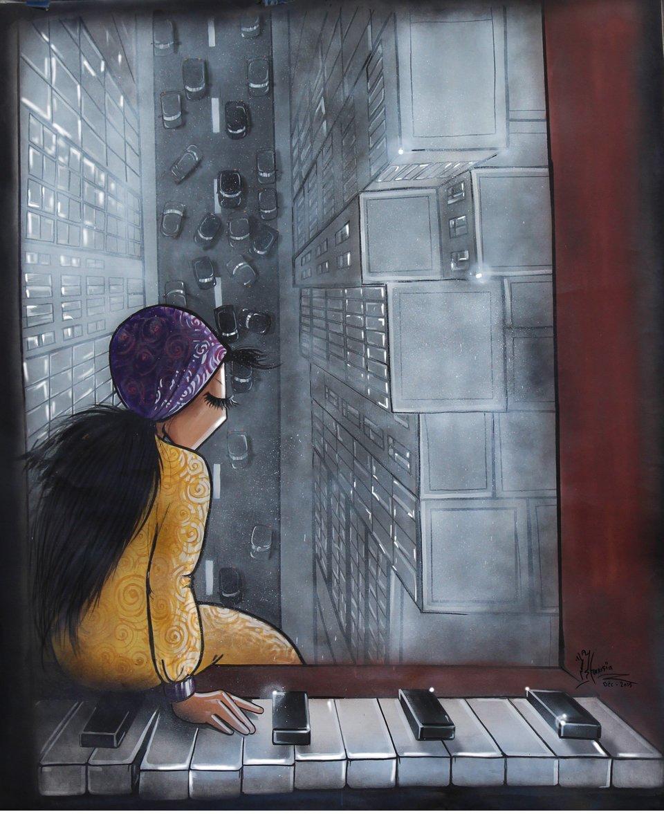 Afghanistan's First Female Street Artist - THE VANDALLIST (4)