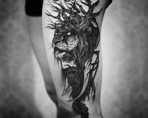 Fredão Oliveira + Junnio Nunes | Tattoo Collab