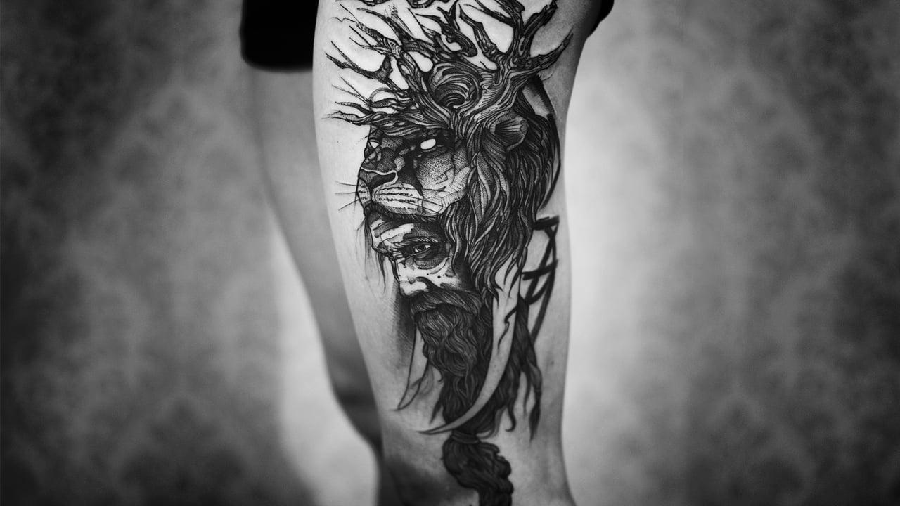 Fred o oliveira junnio nunes tattoo collab the for Blackwork tattoo artists