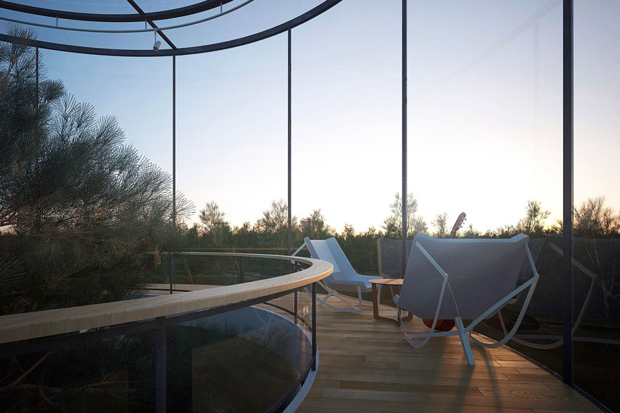 KAZAKH ARCHITECT BRINGS THE FUTURE CLOSER, WITH TREE HOUSE  DESIGN - the vandallist (6)