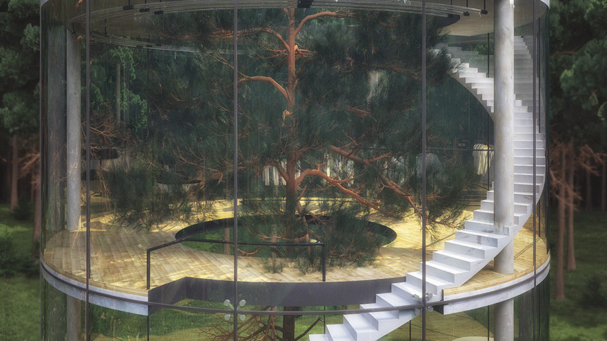 KAZAKH ARCHITECT BRINGS THE FUTURE CLOSER, WITH TREE HOUSE  DESIGN - the vandallist (7)