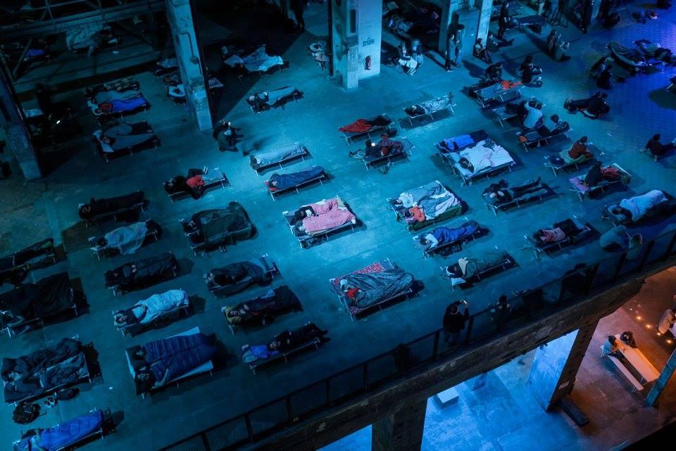 Max Richter Sleep Concert at Kraftwerk Berlin - the vandallist (2)
