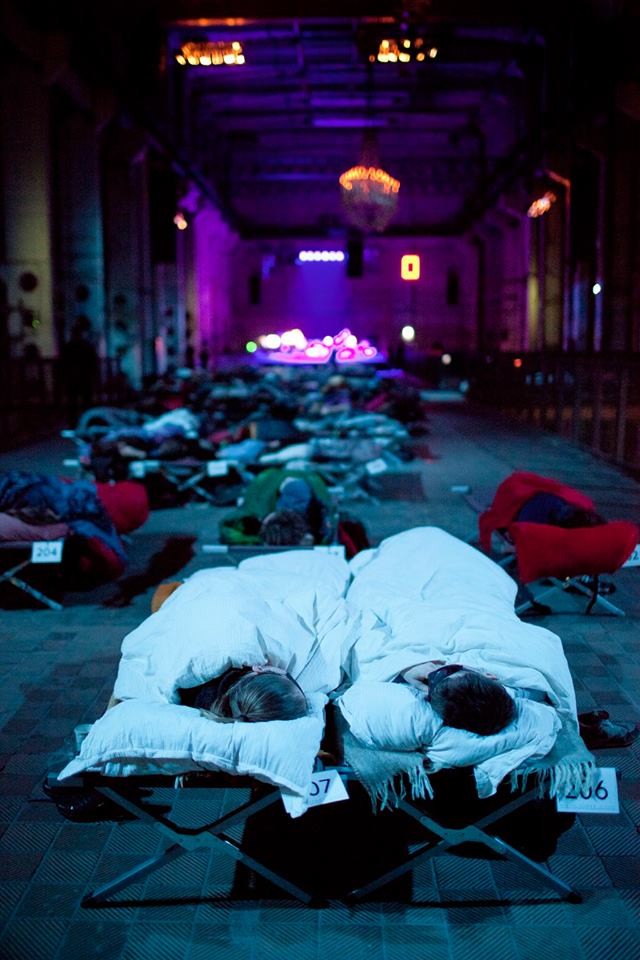 Max Richter Sleep Concert at Kraftwerk Berlin - the vandallist (8)