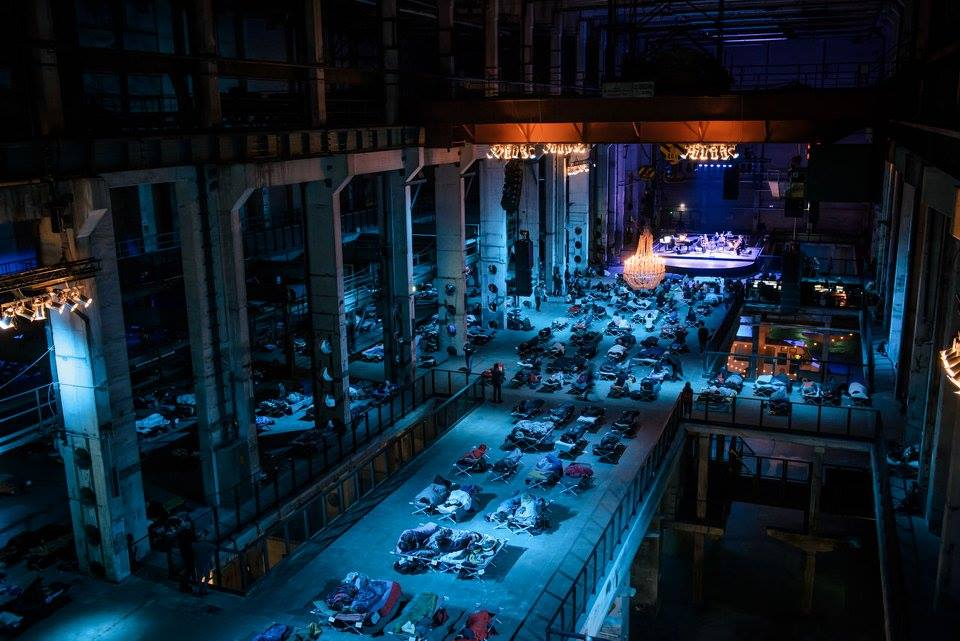 Max Richter Sleep Concert at Kraftwerk Berlin - the vandallist (9)