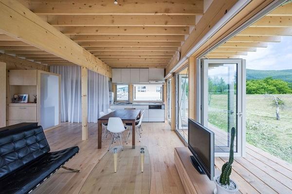Minimalistic Wooden Japanese House - the vandallist (5)
