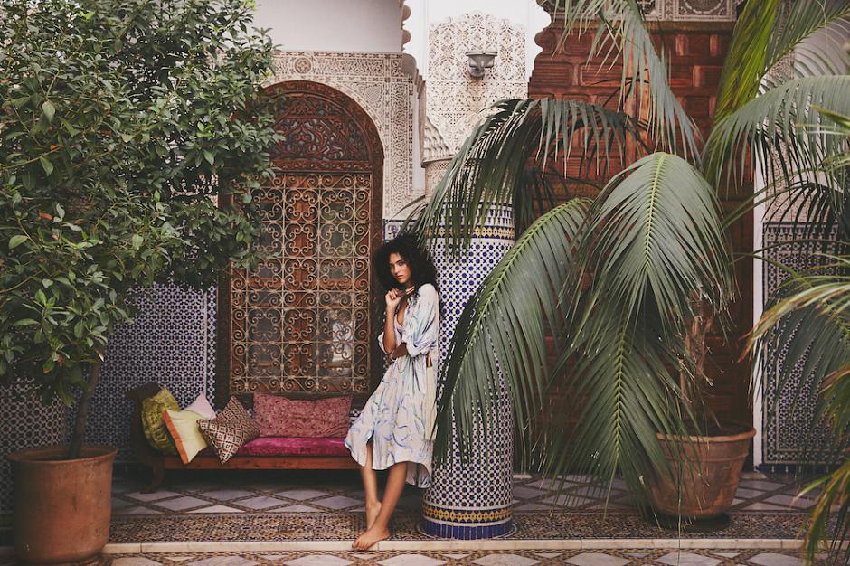 Moroccan dreams  Mara Hoffman Swim 2016 - the vandallist (11)