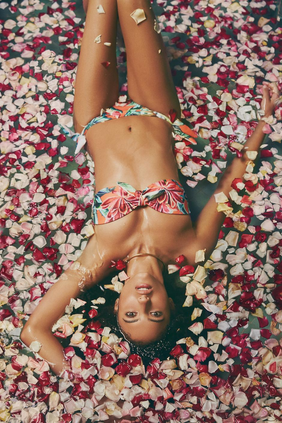 Moroccan dreams  Mara Hoffman Swim 2016 - the vandallist (22)