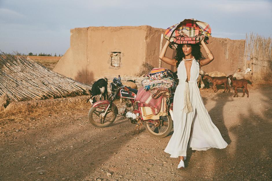 Moroccan dreams  Mara Hoffman Swim 2016 - the vandallist (5)