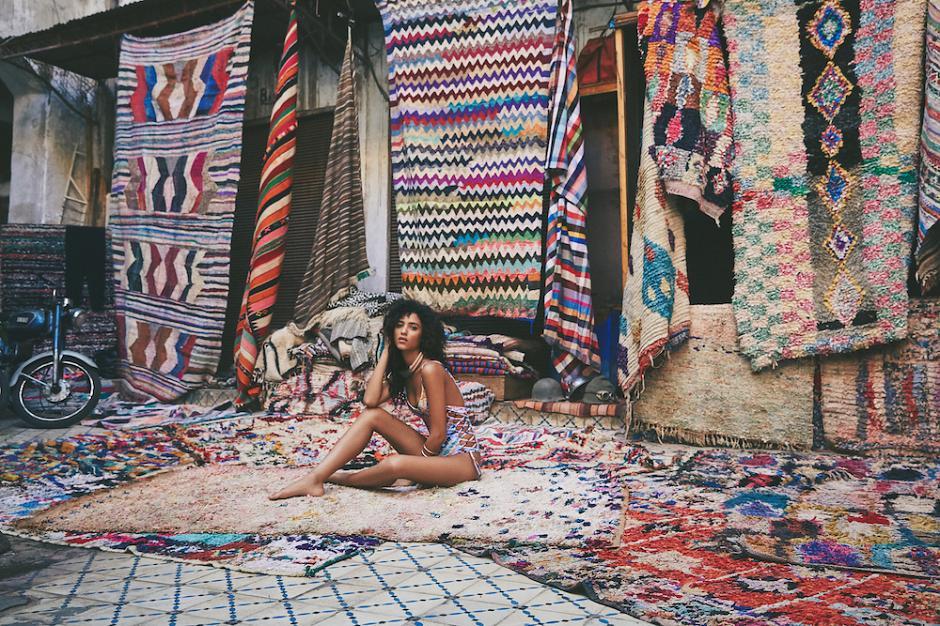 Moroccan dreams  Mara Hoffman Swim 2016 - the vandallist (6)