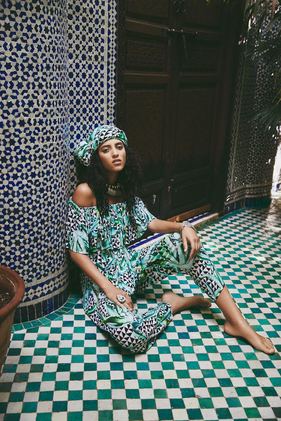 Moroccan dreams  Mara Hoffman Swim 2016 - the vandallist (9)
