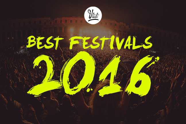 best festivals 2016