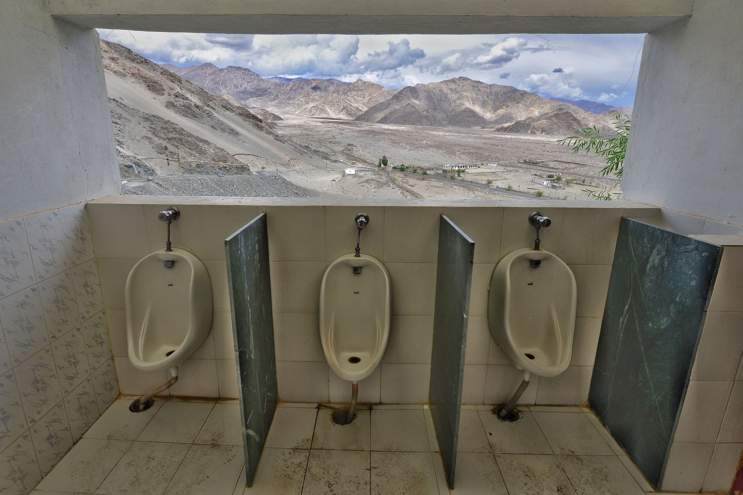 """500px Photo ID: 117799949 - Panorama toilet in in """"Thiksey Monastry"""" in Ladakh / India."""