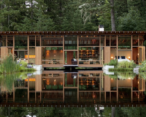 Awarded Newberg Residence