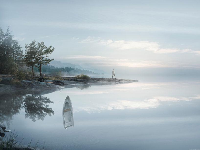 Erik Johansson - Walking on the Edge of Reality - the vandallist (2)