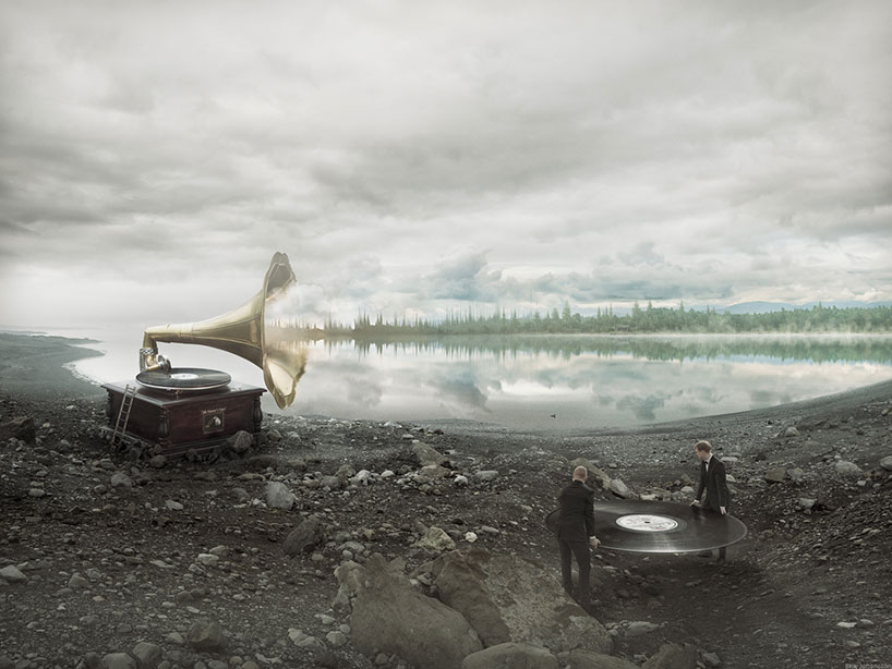 Erik Johansson - Walking on the Edge of Reality - the vandallist (3)