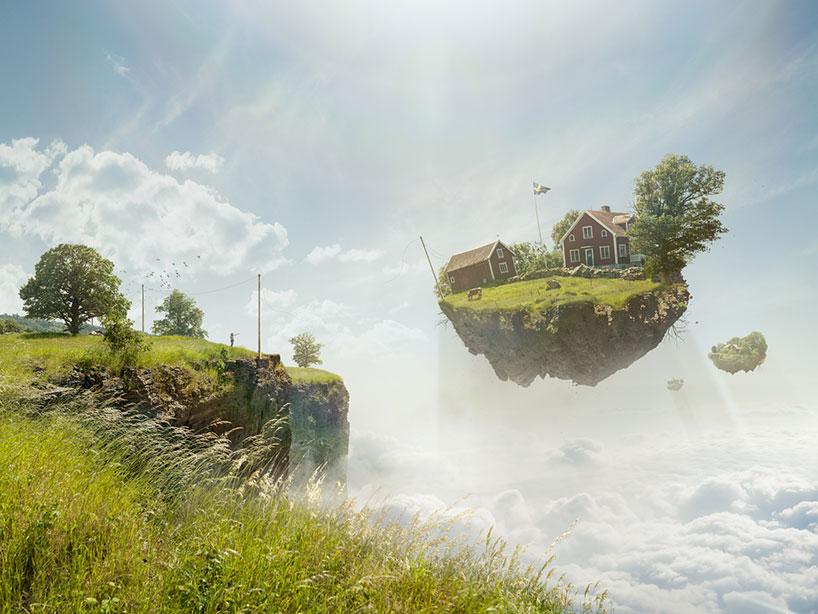Erik Johansson - Walking on the Edge of Reality - the vandallist (4)