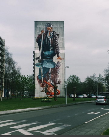Fintan Magee at Crystal Ship Festival, Ostend, Belgium - the vandallist (1)