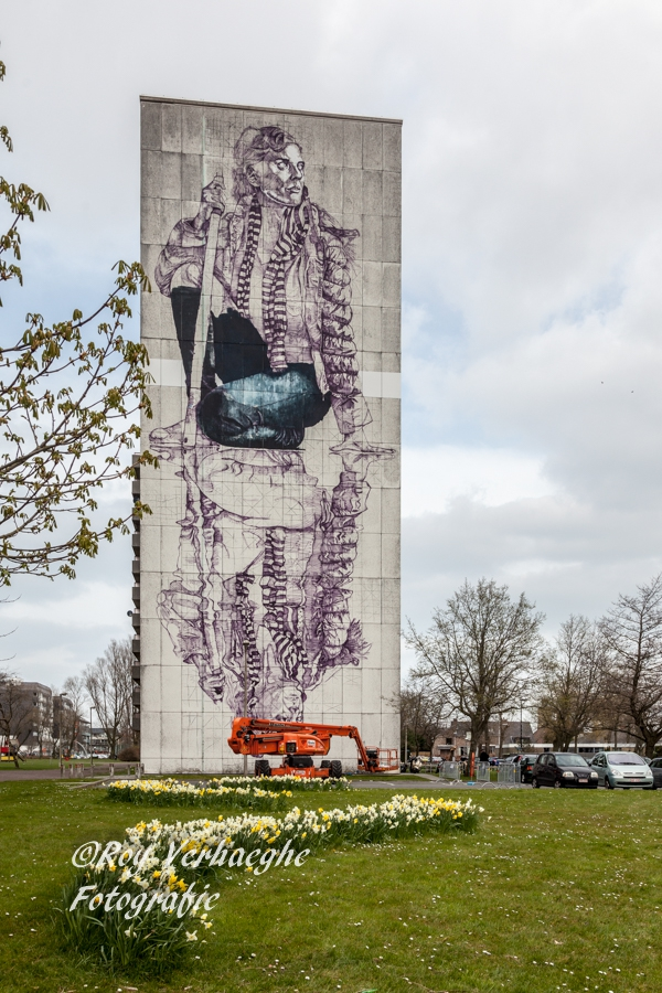 Fintan Magee at Crystal Ship Festival, Ostend, Belgium - the vandallist (2)