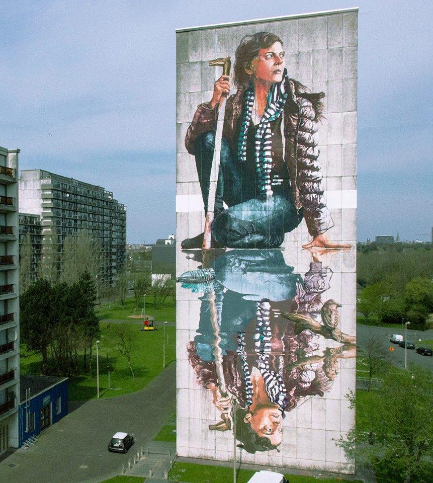Fintan Magee at Crystal Ship Festival, Ostend, Belgium - the vandallist (3)