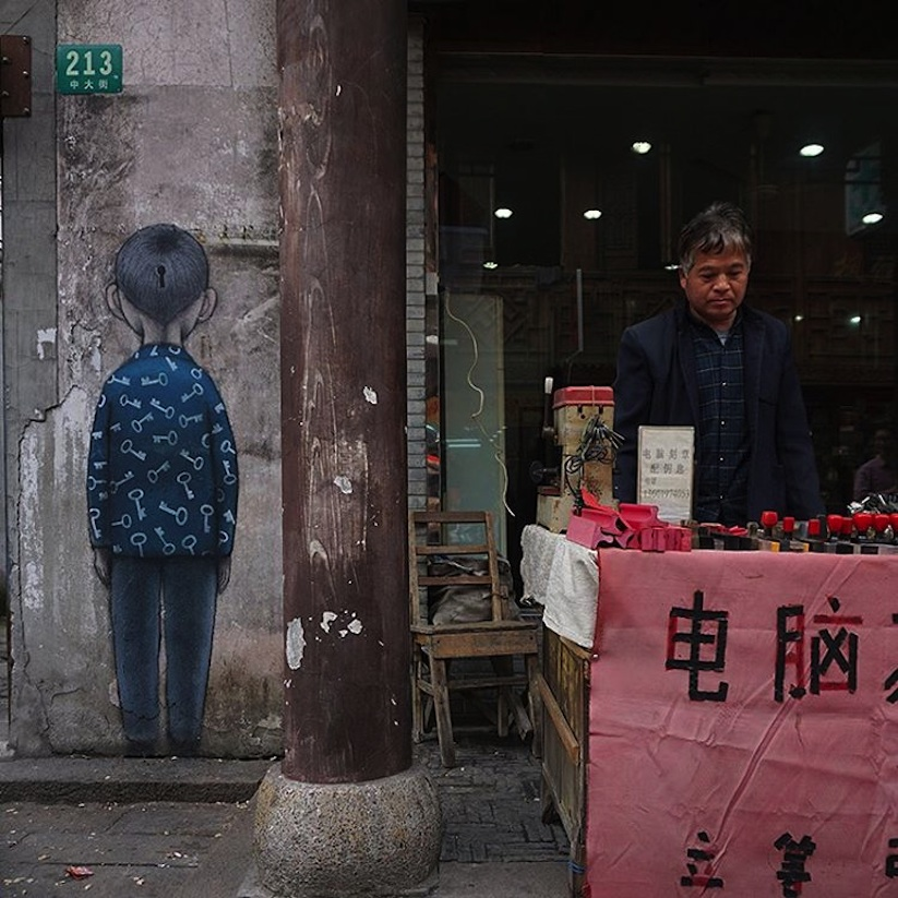 French Artist painting China Walls - SETH GLOBEPAINTER - the vandallist (10)