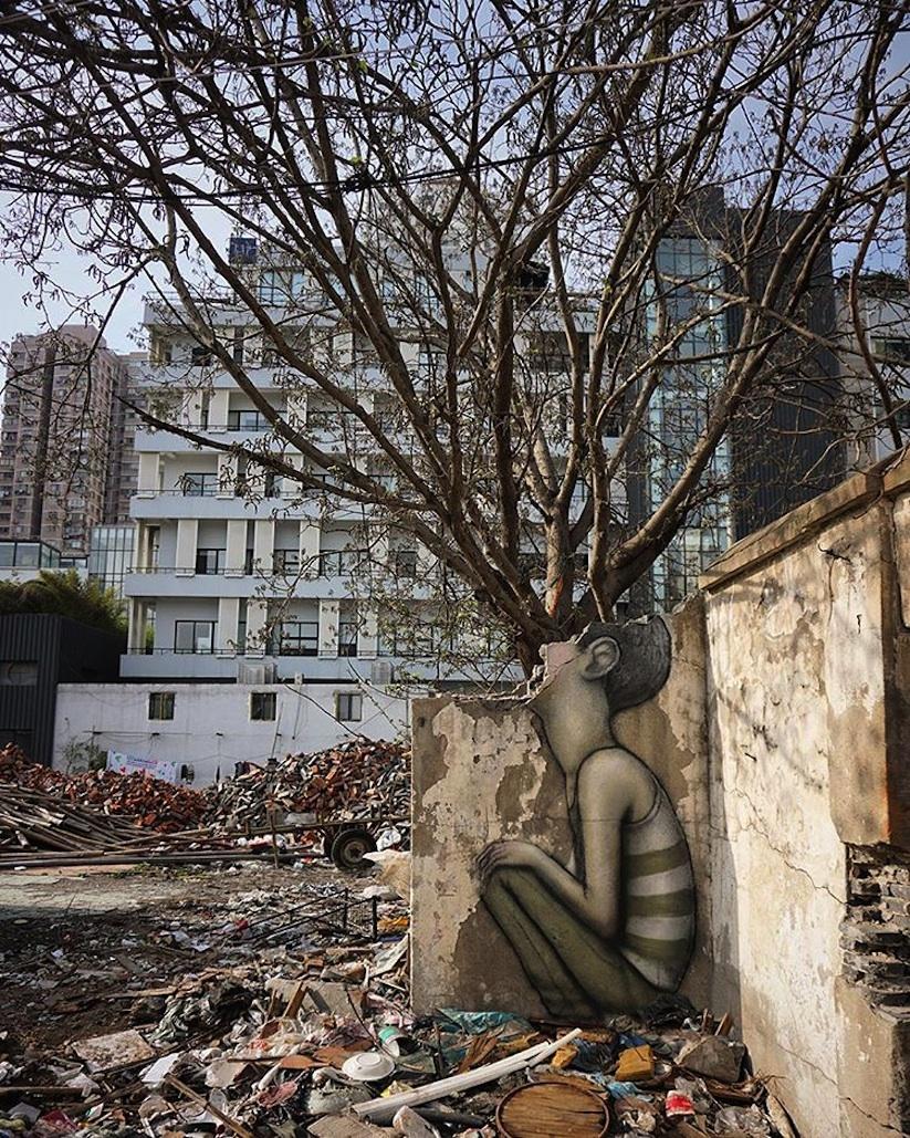 French Artist painting China Walls - SETH GLOBEPAINTER - the vandallist (4)