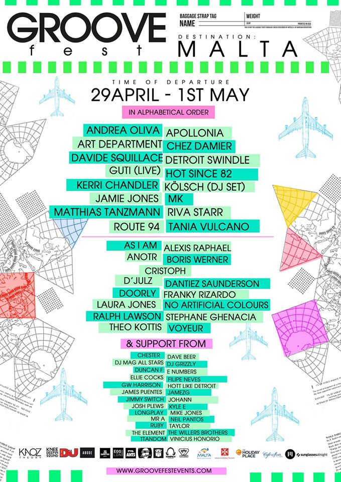 GROOVEFEST Coming Up in Malta at the end of the month - the vandallist (1)