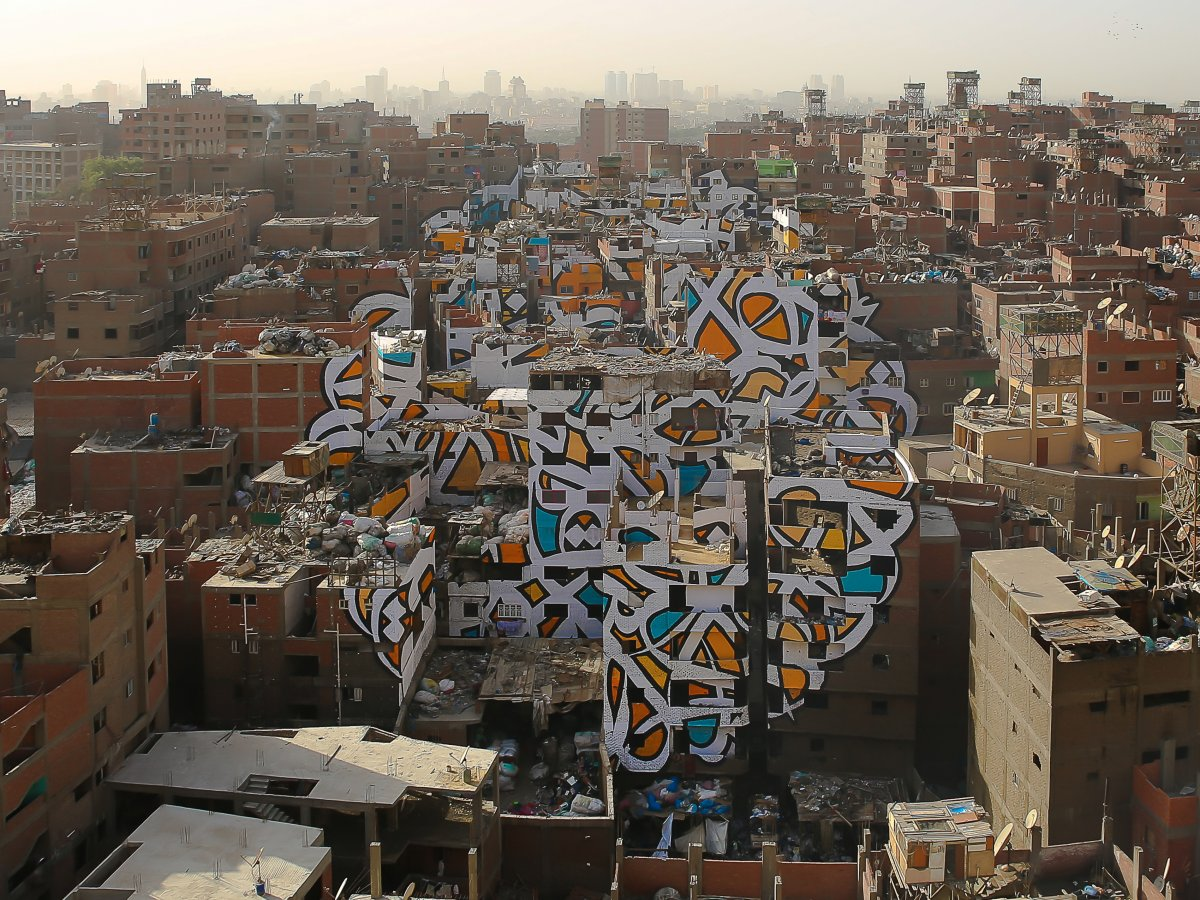 IN A CENSORED CAIRO MURAL BRINGS HOPE TO ITS ARTIST - the vandallist (10)