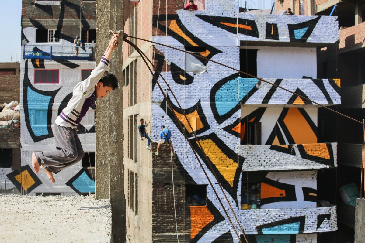 IN A CENSORED CAIRO MURAL BRINGS HOPE TO ITS ARTIST - the vandallist (12)