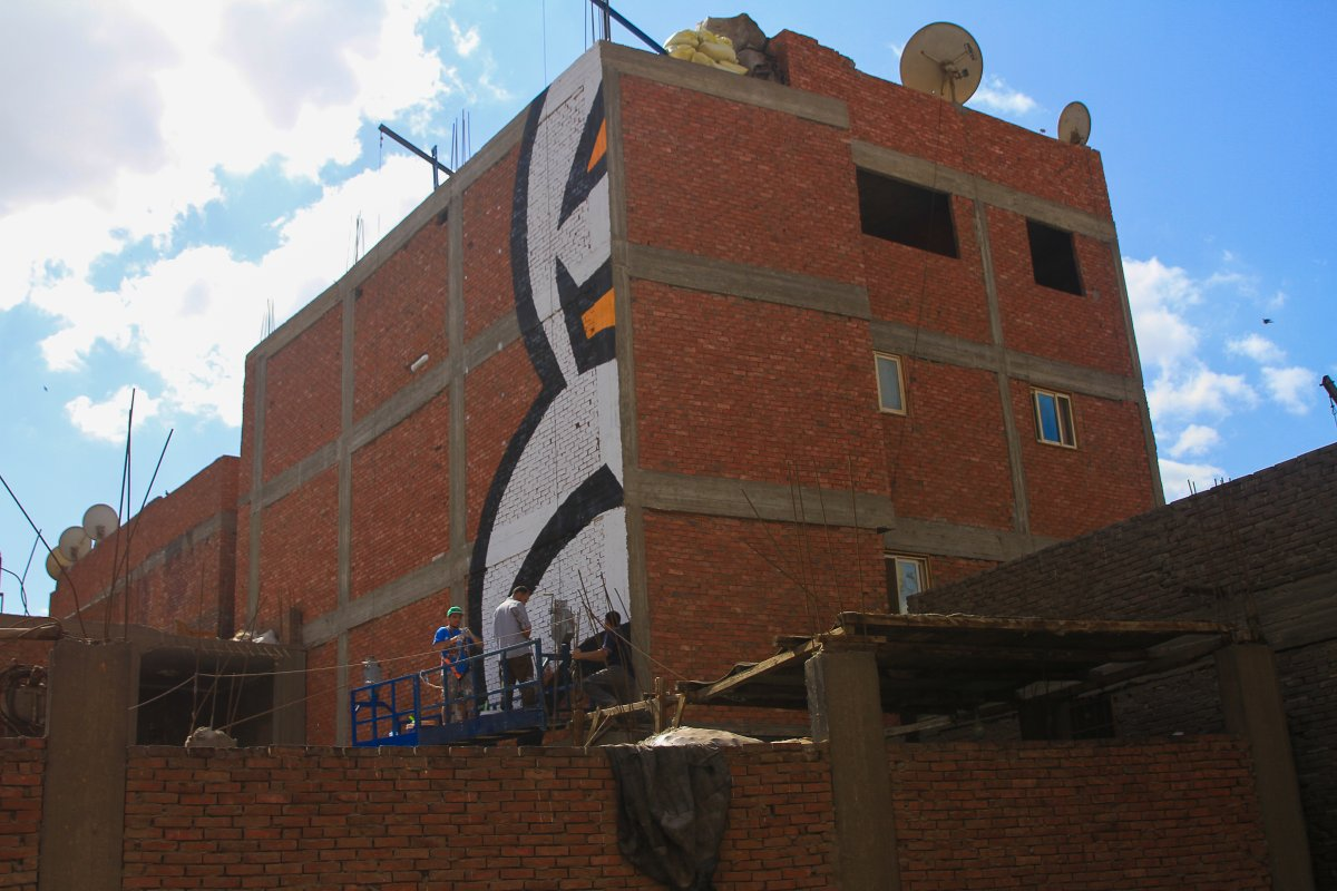 IN A CENSORED CAIRO MURAL BRINGS HOPE TO ITS ARTIST - the vandallist (2)