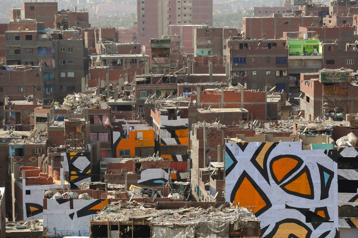 IN A CENSORED CAIRO MURAL BRINGS HOPE TO ITS ARTIST - the vandallist (5)