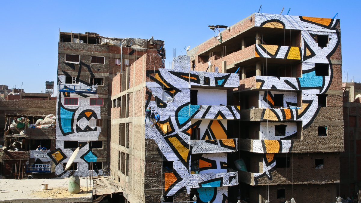 IN A CENSORED CAIRO MURAL BRINGS HOPE TO ITS ARTIST - the vandallist (8)