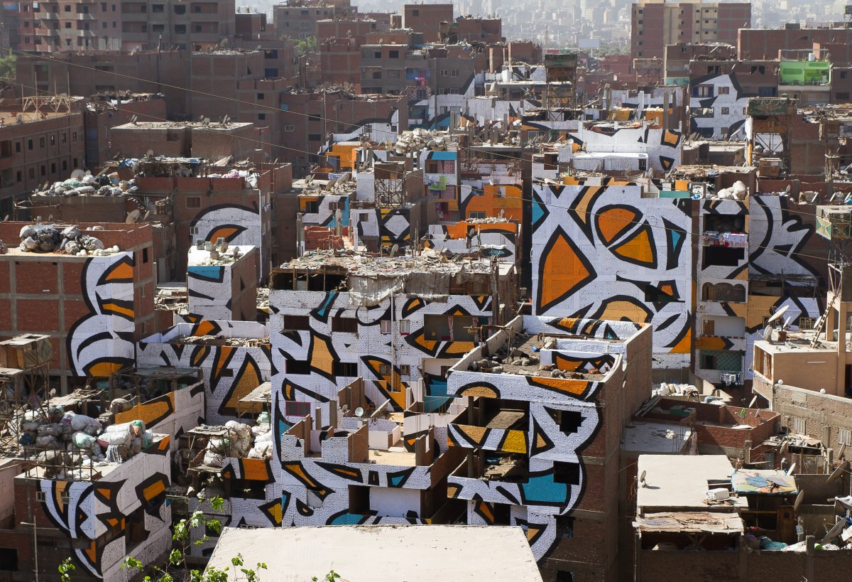 IN A CENSORED CAIRO MURAL BRINGS HOPE TO ITS ARTIST - the vandallist (9)