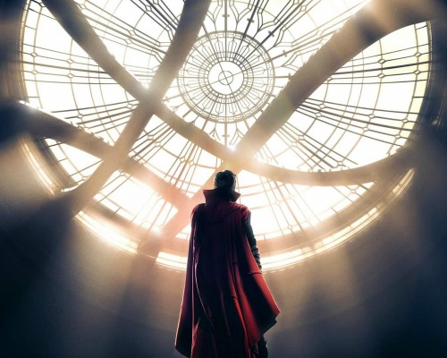 MARVEL stars CUMBERBATCH as DOCTOR STRANGE – Change Your Reality –