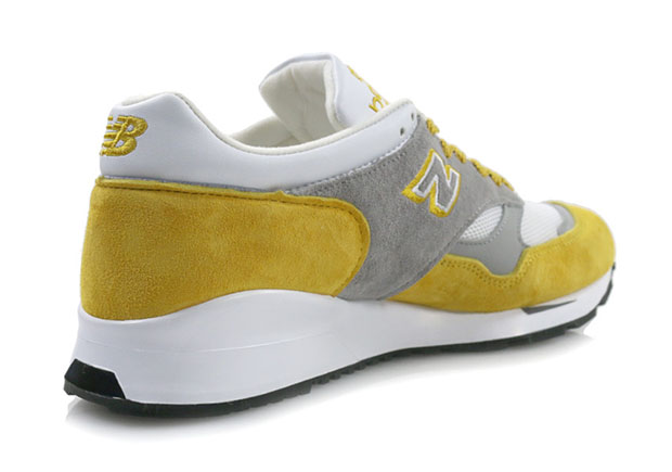new balance 1500 yellow suede