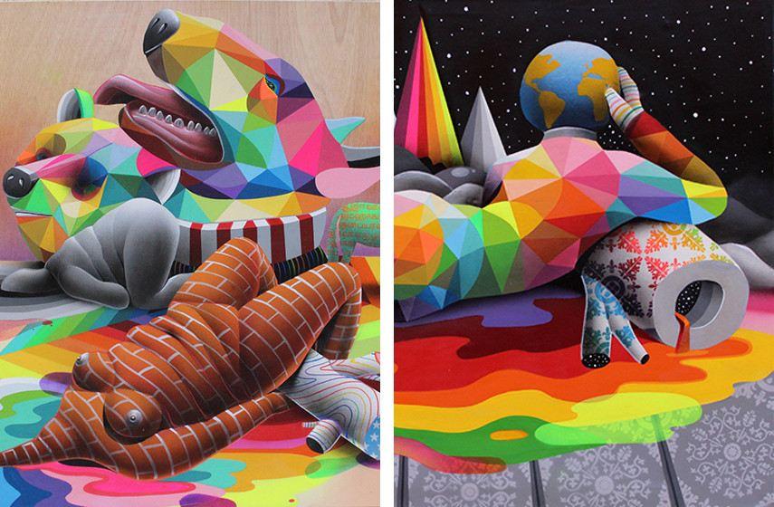 OKUDA - The Spanish Surrealist Street Artist - the vandallist (2)