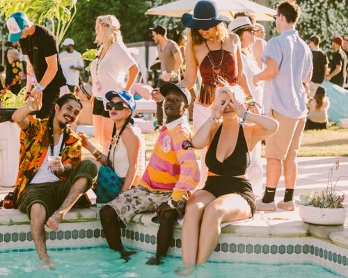 """Revolve Desert House Party"" @ COACHELLA Festival 2016"