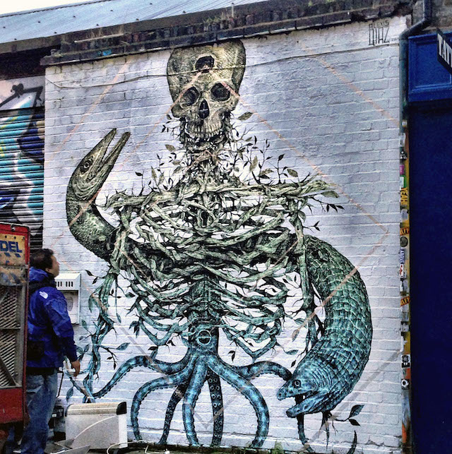 SHOREDITCH, YOU BEAUTY - the vandallist (2)